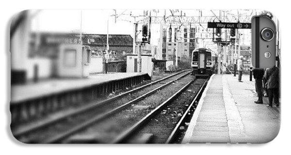 Classic iPhone 6 Plus Case - #train #trainstation #station by Abdelrahman Alawwad