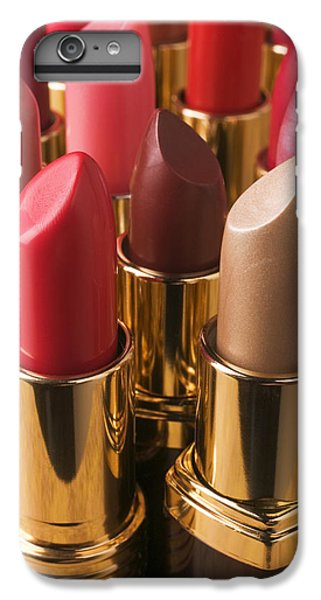 Tubes Of Lipstick IPhone 6 Plus Case by Garry Gay