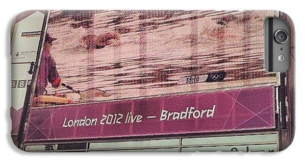 Watching #london2012 In #bradford - Na IPhone 6 Plus Case