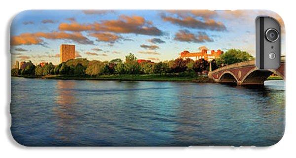 Weeks' Bridge Panorama IPhone 6 Plus Case by Rick Berk