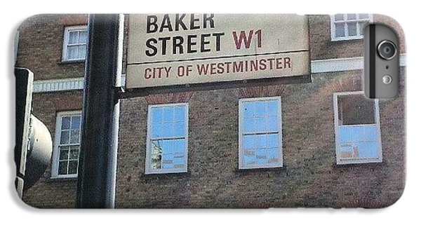 London iPhone 6 Plus Case - #westminster #bakerstreet #baker by Abdelrahman Alawwad