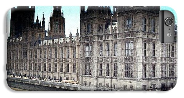 Follow iPhone 6 Plus Case - Westminster, London 2012 | #london by Abdelrahman Alawwad
