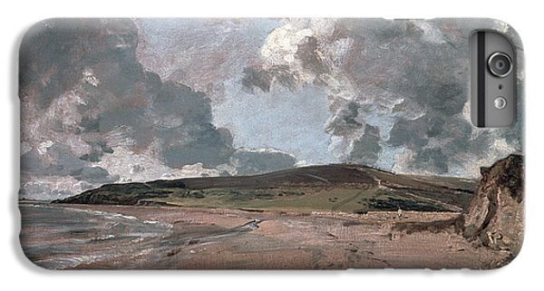 Barren iPhone 6 Plus Case - Weymouth Bay With Jordan Hill by John Constable
