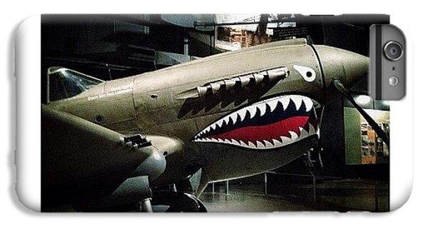 Ohio iPhone 6 Plus Case - Ww2 Curtiss P-40e Warhawk by Natasha Marco