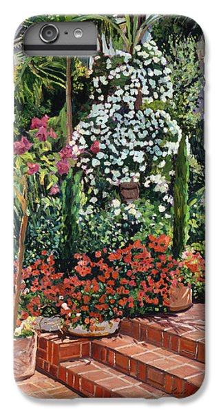 A Garden Approach IPhone 6 Plus Case