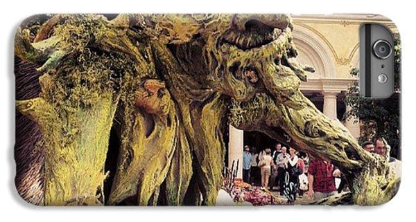 Decorative iPhone 6 Plus Case - #trollgarden by Raymie Jackman