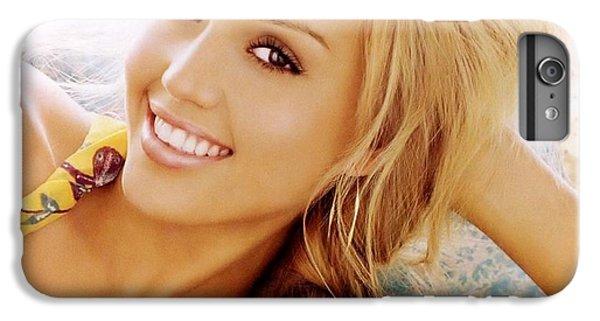 2918 Celebrity Jessica Alba  IPhone 6 Plus Case