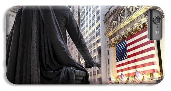A Bronze Statue Of George Washington IPhone 6 Plus Case
