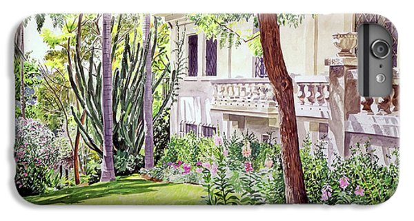 Beverly Hills iPhone 6 Plus Case - A Visit To Virginia's by David Lloyd Glover