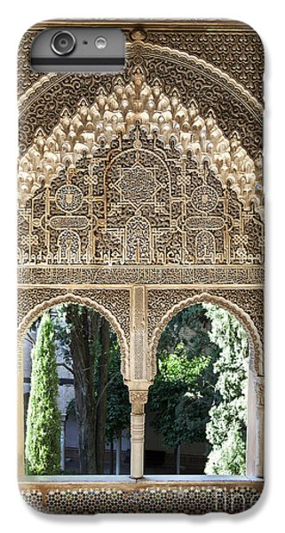 Alhambra Windows IPhone 6 Plus Case