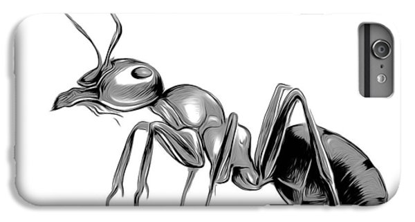 Ant iPhone 6 Plus Case - Ant by Greg Joens