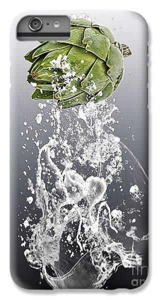 Artichoke iPhone 6 Plus Case - Artichoke Splash by Marvin Blaine