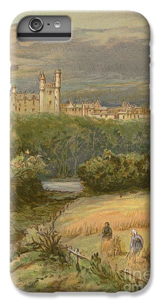 Balmoral Castle IPhone 6 Plus Case by English School