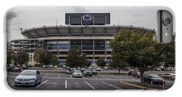 Beaver Stadium Penn State  IPhone 6 Plus Case by John McGraw