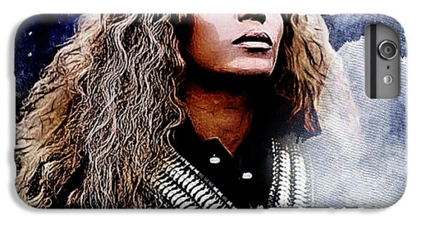 Beyonce  IPhone 6 Plus Case by The DigArtisT