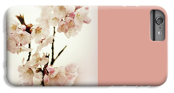 IPhone 6 Plus Case featuring the photograph Blushing Blossom by Jessica Jenney