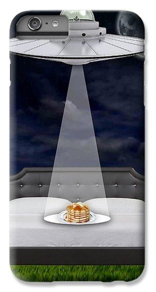 Breakfast In Bed IPhone 6 Plus Case