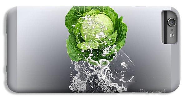 Cabbage Splash IPhone 6 Plus Case by Marvin Blaine
