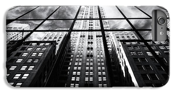 IPhone 6 Plus Case featuring the photograph Chrysler Reflections by Jessica Jenney