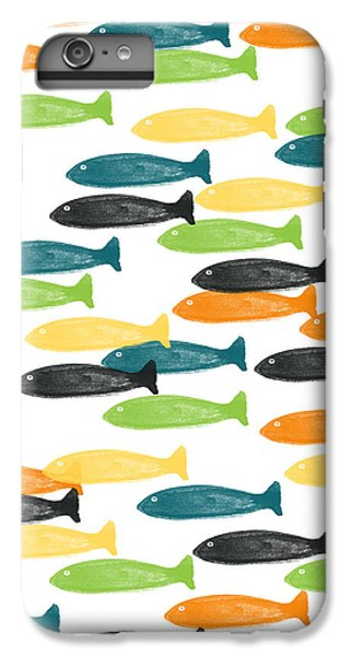 Beach iPhone 6 Plus Case - Colorful Fish  by Linda Woods