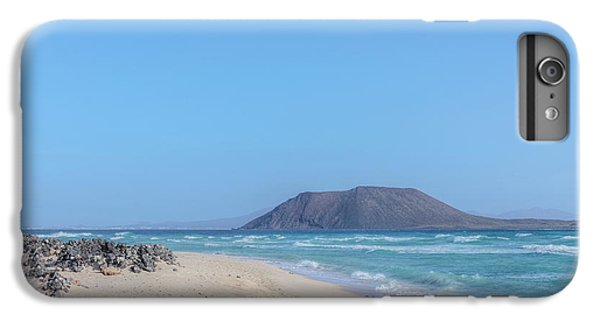 Corralejo - Fuerteventura IPhone 6 Plus Case by Joana Kruse