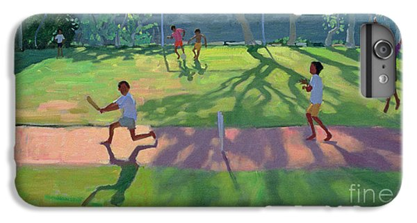 Cricket Sri Lanka IPhone 6 Plus Case by Andrew Macara