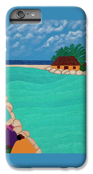 Curacao Lagoon IPhone 6 Plus Case