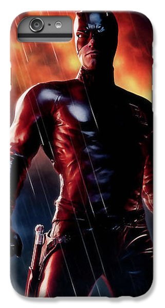 Daredevil Collection IPhone 6 Plus Case by Marvin Blaine