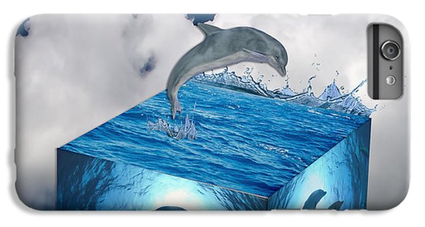 Dolphin IPhone 6 Plus Case