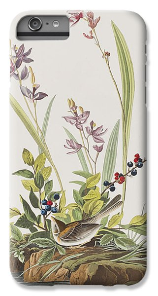 Field Sparrow IPhone 6 Plus Case