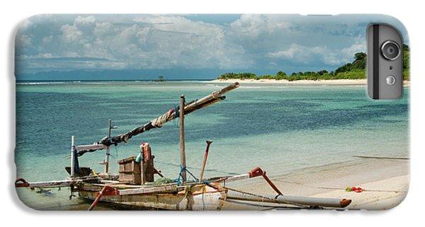 Fishing Boat IPhone 6 Plus Case