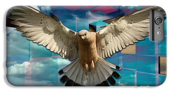 Free Bird IPhone 6 Plus Case