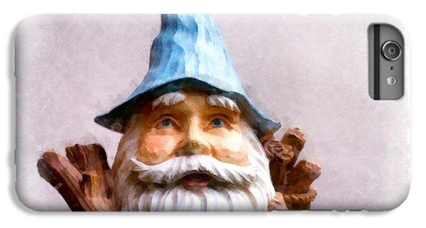 Elf iPhone 6 Plus Case - Garden Gnome by Edward Fielding