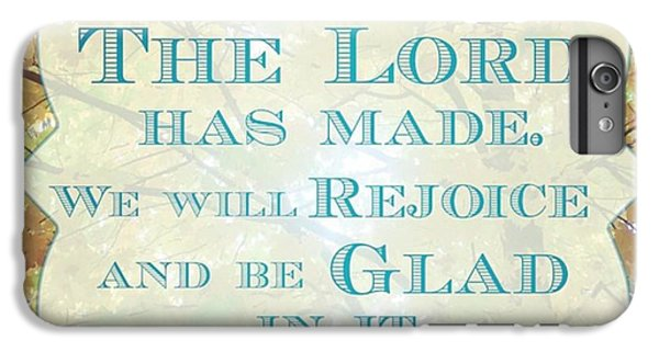 Design iPhone 6 Plus Case - Give Thanks To The Lord, For He Is by LIFT Women's Ministry designs --by Julie Hurttgam