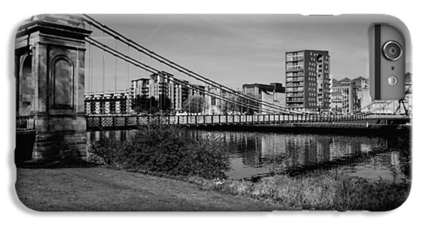 IPhone 6 Plus Case featuring the photograph Glasgow by Jeremy Lavender Photography