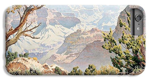 Barren iPhone 6 Plus Case - Grand Canyon by Gunnar Widforss