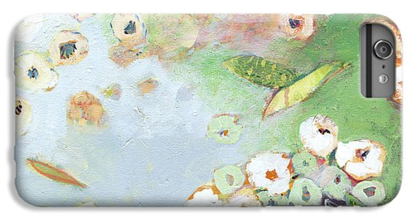 Lily iPhone 6 Plus Case - Hidden Lagoon Part I by Jennifer Lommers