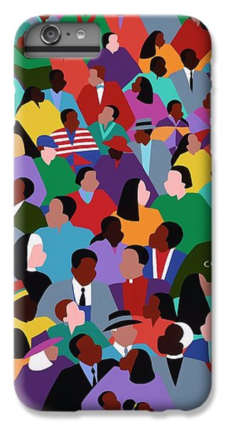 iPhone 6 Plus Case - How Long Not Long by Synthia SAINT JAMES