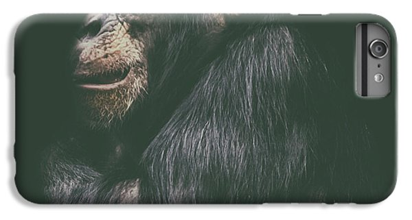Orangutan iPhone 6 Plus Case - Its Cold Outside by Martin Newman