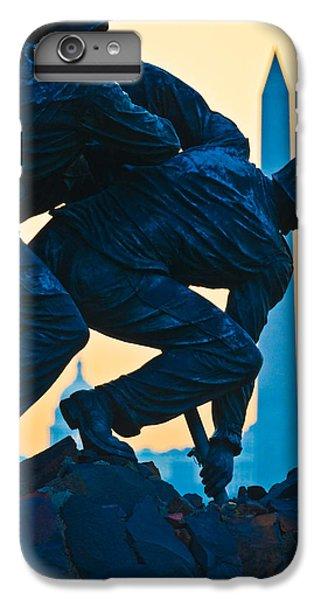 Iwo Jima Memorial At Dusk IPhone 6 Plus Case
