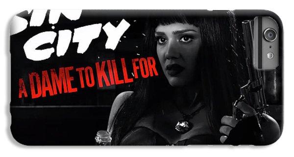 Jessica Alba In Sin City 2 IPhone 6 Plus Case