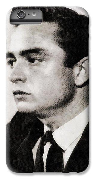 Johnny Cash, Singer IPhone 6 Plus Case by John Springfield