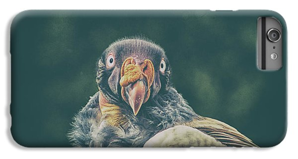 Condor iPhone 6 Plus Case - King Vulture by Martin Newman