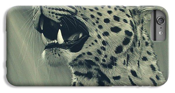 Leopard Portrait IPhone 6 Plus Case