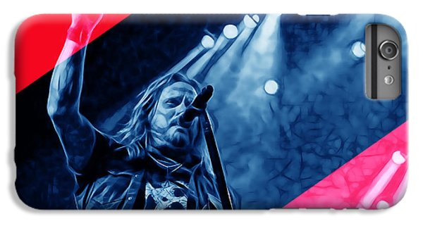 Lynyrd Skynyrd Collection IPhone 6 Plus Case by Marvin Blaine