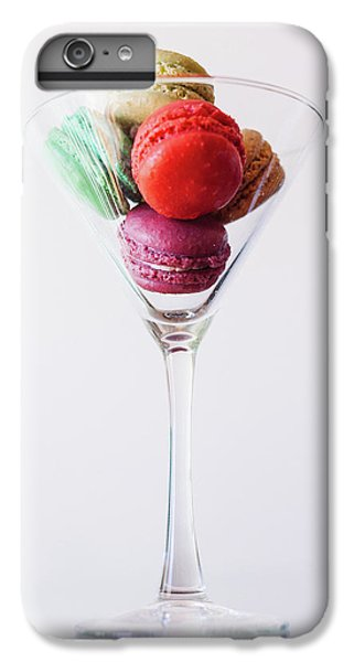 Macarons IPhone 6 Plus Case by Happy Home Artistry