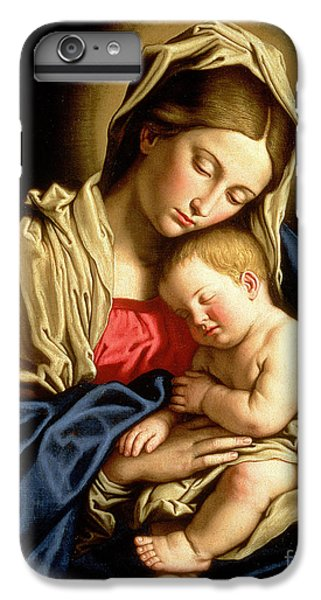 Madonna And Child IPhone 6 Plus Case