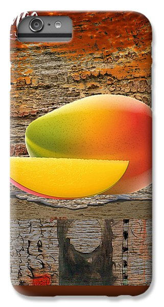 Mango Collection IPhone 6 Plus Case by Marvin Blaine