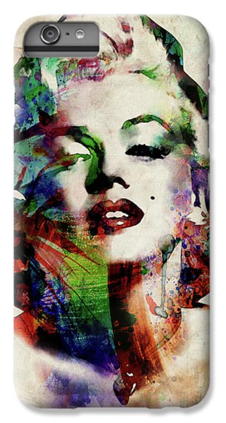 Marilyn IPhone 6 Plus Case by Michael Tompsett