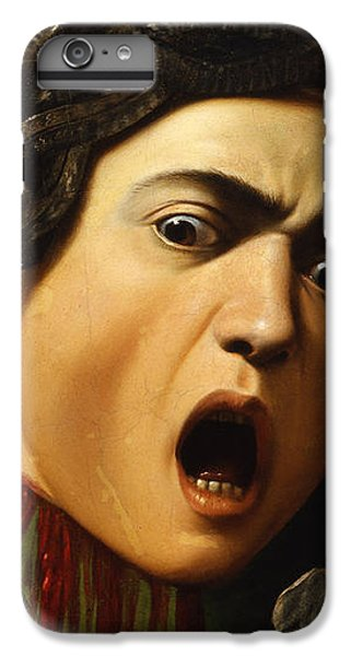 Medusa IPhone 6 Plus Case by Caravaggio